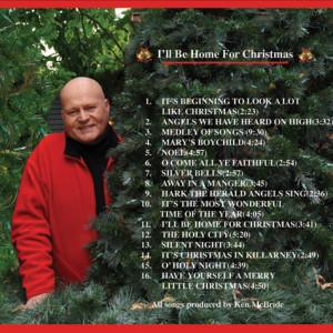 Ken McBride Christmas CD